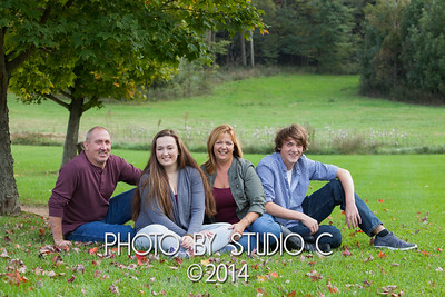 Strauch Family 2016