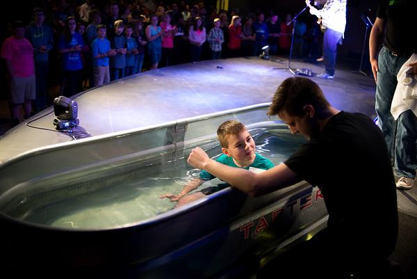 Galesburg Baptism 5/1/16 10:00 am