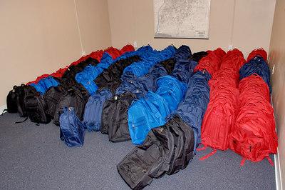 Backpack Sunday 8-6-06