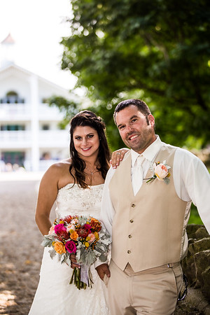 Samantha and Logan - Wedding - 8-11-2018