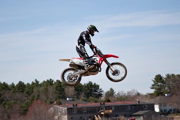 Backyard Motos 4