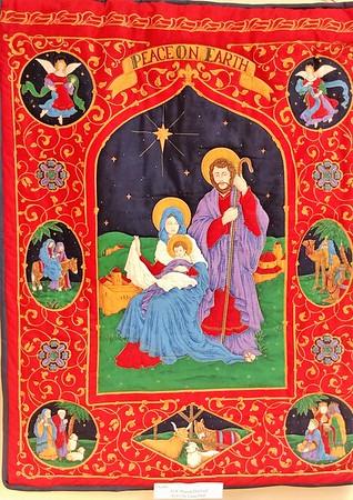 2018 St. John's Anglican Church Annual Nativity Display