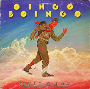 O) Oingo Boingo - The Outlaws
