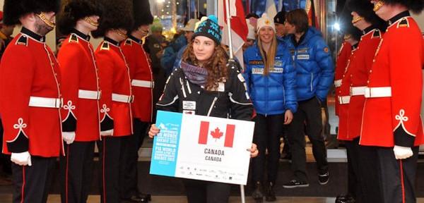 2013 FIS Alpine Junior Worlds Quebec