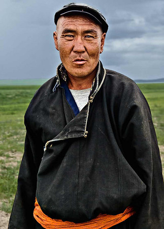 Mongolia, July 2008