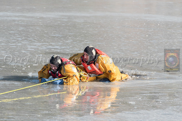 FSA Ice/Cold Water Rescue Course (5th Battalion) 01/27/2018