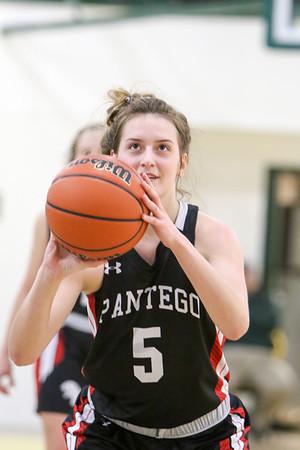 Pantego Girls Basketball