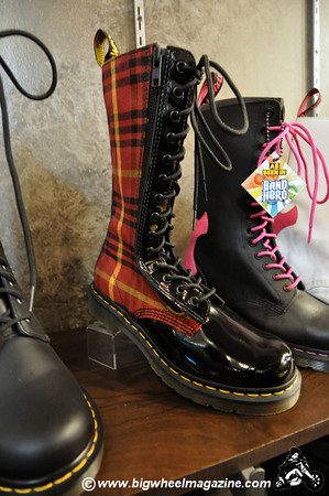 Doc Martens store grand opening - at Posers - Hollywood, CA - January 12, 2011