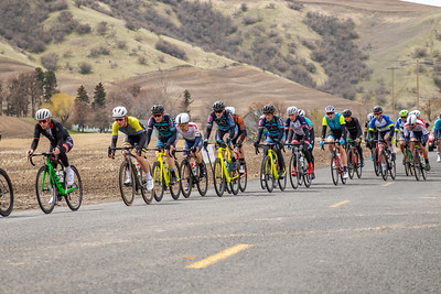 Tour of Walla Walla Stage Race; Stage 4 Kellogg Hollow Road Race- April 14, 2019
