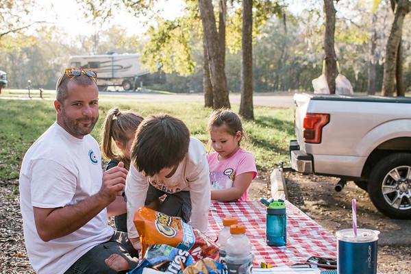 Brazos Bend Camping