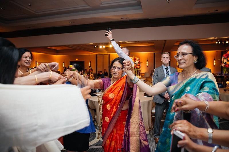 LeCapeWeddings Chicago Photographer - Renu and Ryan - Hilton Oakbrook Hills Indian Wedding -  1215.jpg