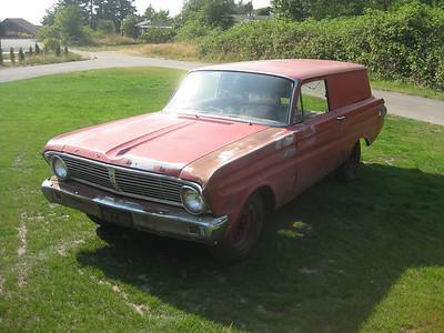 1965 Ford Falcon Sedan Delivery (Sold)