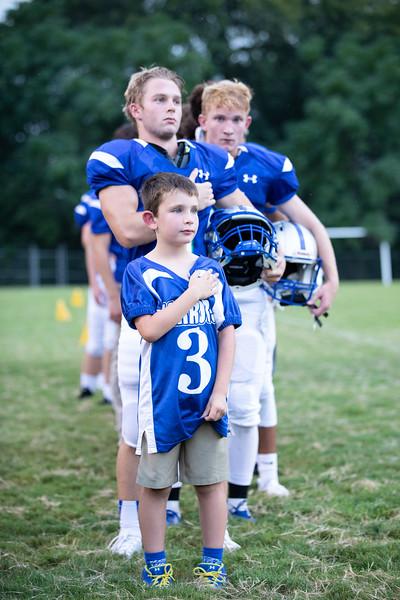 Varsity Football vs Fairhill 9.14.18