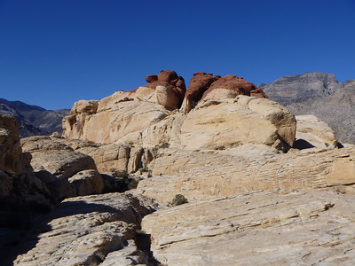 Red Rock Canyon - January 2012