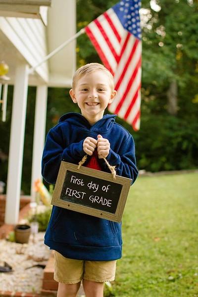 First Grade 2017-18