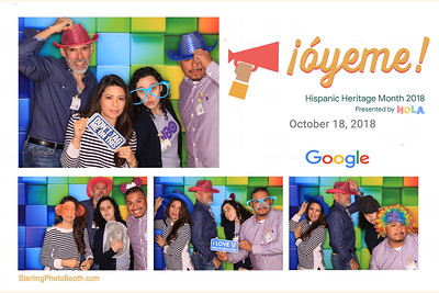 Google Hispanic Heritage