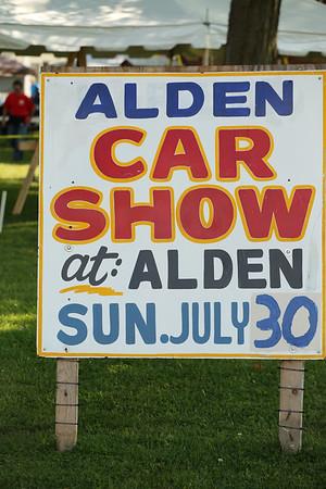 Alden Auto Show