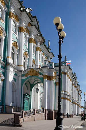 The Hermitage - St. Petersburg