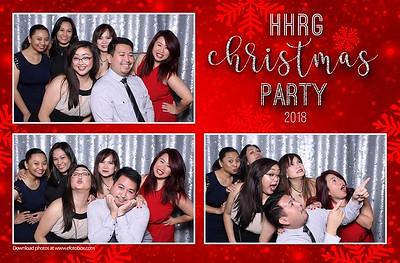 HHRG Holiday Party