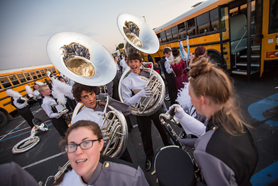 Owasso Invitational Marching Contest - 09/26/2015