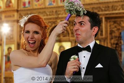 Maria & Christos wedding
