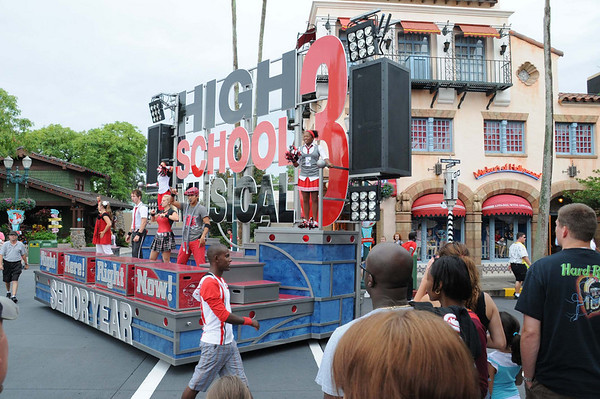 Disney Hollywood Studios - High School Musical