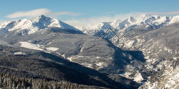 Northern Sawatch Range, CO