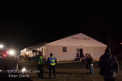 12/15/2014, All Hands Building, Elk Twp. Gloucester County NJ, Ferrell Fire Dept.