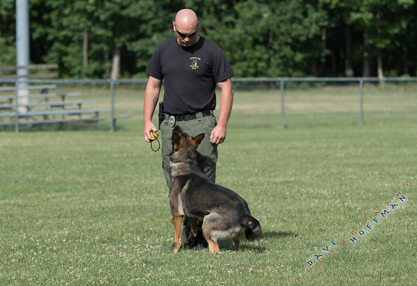 June 14th WMS Fair K-9 Demo