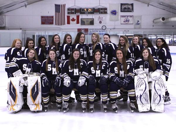 St. Mary's Team 2015 2016