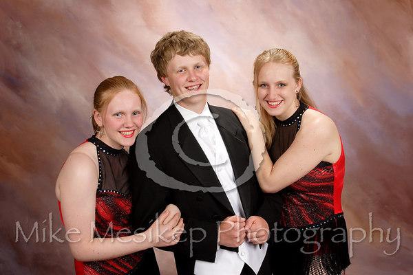 Kristina, Bryan & Stephanie
