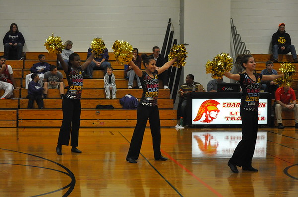 December 4 Dance and Cheer