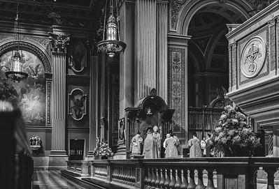 Pontifical Mass for 10th Anniversary Summorum Pontificum