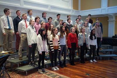 Upper School Chorus Concert