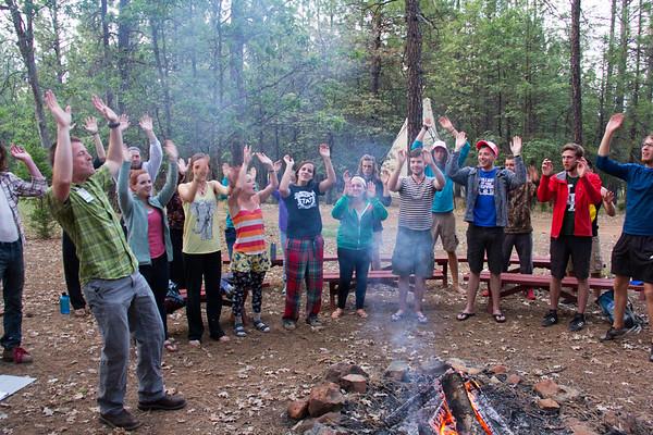 2015 Kidder Creek Summer Staff