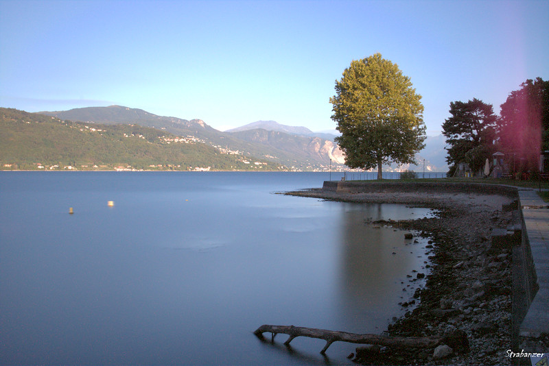 Lago Maggiore,Italy, 08/27/2018    View from Spiaggia di Arolo This work is licensed under a Creative Commons Attribution- NonCommercial 4.0 International License