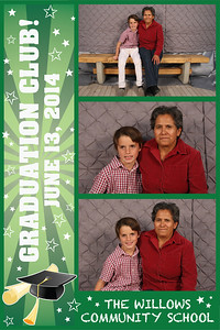 Willows Class of 2014 Graduation Party