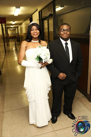 FEBRUARY 14TH, 2019: JUDI AND ERIC'S WEDDING