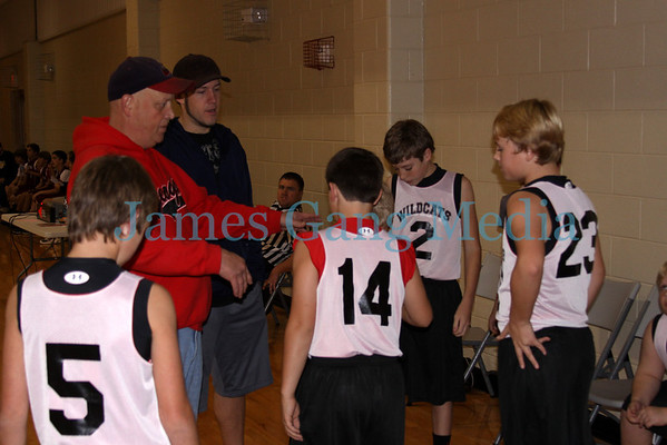12yo Basketball - December 6, 2011