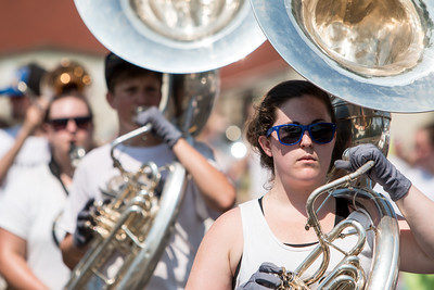 Band Camp, Day One - 07/27/2015