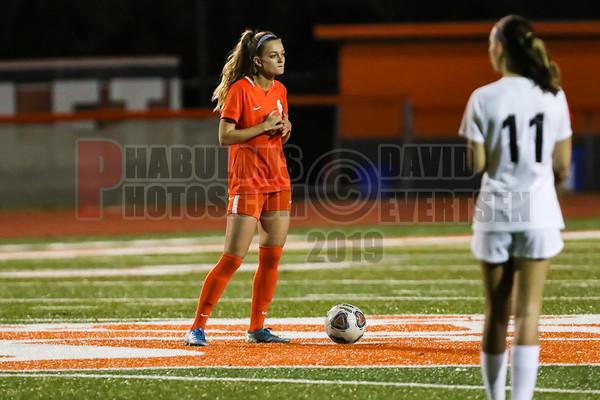 Timber Creek @ Boone Braves Girls Varsity Soccer - 19