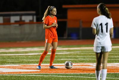 Girls Varsity Soccer - 19