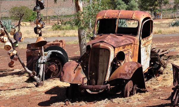 Gwalia, West Australia, 2011