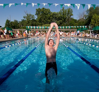 Oak Pointe Swimming vs. Walnut Creek July 7, 2007