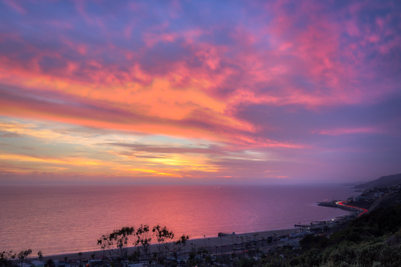 December 12 - Pacific Ocean sunset.jpg