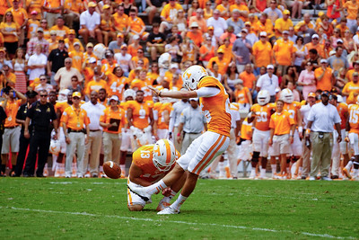 Tennessee vs. Arkansas State 9-6-14