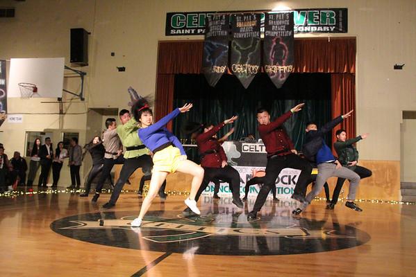 Shamrock Dance 2014 Folder