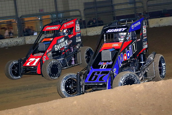 4th Annual Shamrock Classic at DuQuoin