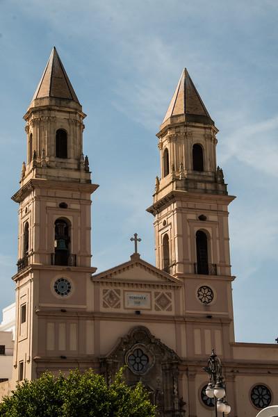 Parroquia d San Antonio