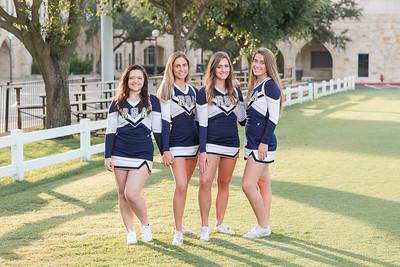 Regents Cheer